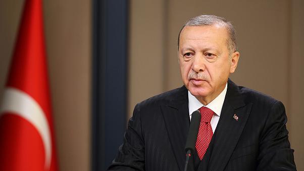 Cumhurbaşkanı Erdoğan Cezayir'de: Anlaşmanın ilk adımını attık
