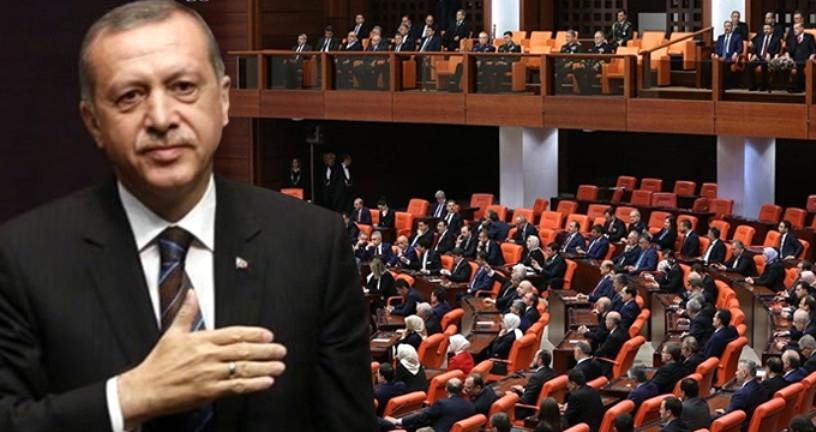 Cumhurbaşkanı Erdoğan,AK Partili vekilleri dinleyecek