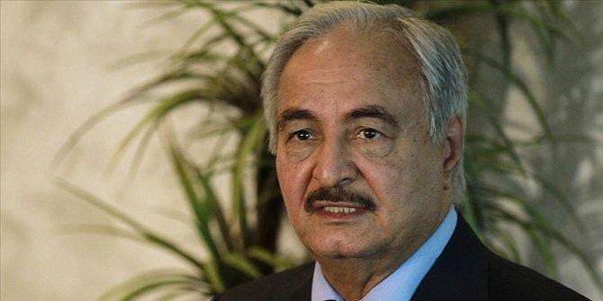 Hafter'in sözcüsünden açıklama: Libya'da krizi silah çözer