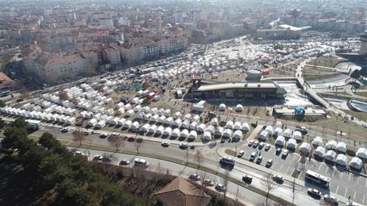Erdoğan'dan deprem talimatı! Elazığ ve Malatya için ek ödenek gönderildi