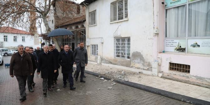 Depremzedeler için kalıcı konutlar 1 yılda yapılacak