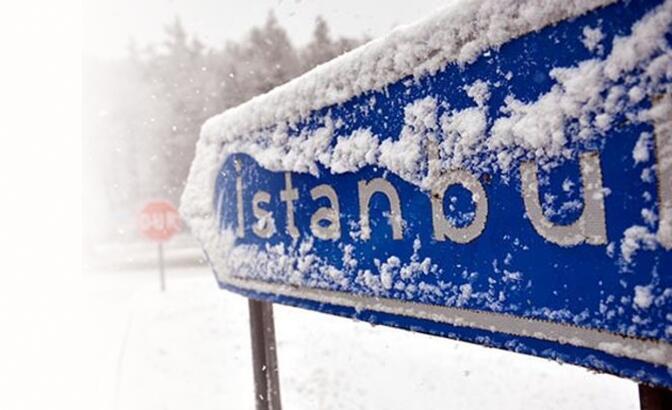 Meteoroloji'den İstanbul için kar saati!