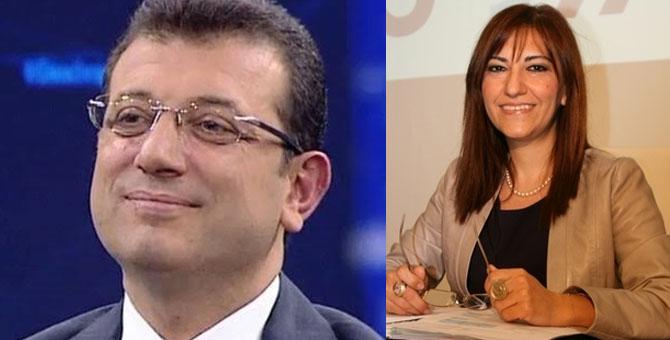 İBB Başkanı Ekrem İmamoğlu'ndan Yeşim Meltem Şişli açıklaması!