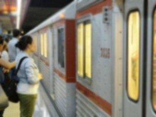 Ankara metrosunda intihar