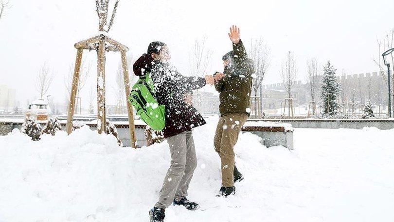 Giresun yarın okullar tatil mi? 11 Şubat Giresun okullar tatil mi?