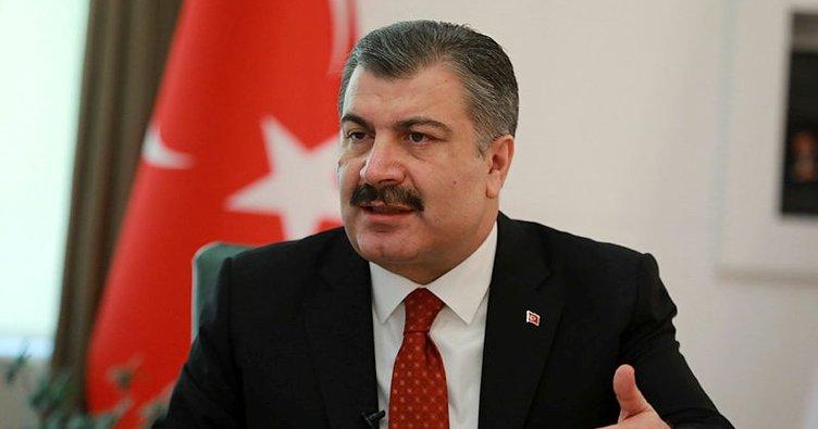 Sağlık Bakanı Koca: Koronavirüs tanı kitini yurt dışına satacağız