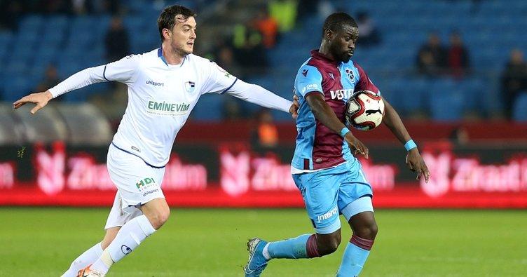 BB Erzurumspor-Trabzonspor maçının ilk 11'leri belli oldu
