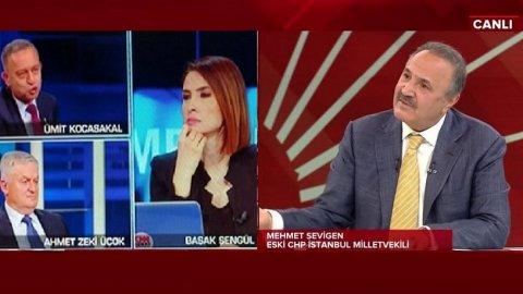 CHP, Ümit Kocasakal ve Mehmet Sevigen'i kesin ihraç talebiyle disipline sevk etti