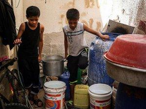 """""""Gazze'yi benzeri görülmemiş bir su krizi bekliyor"""""""