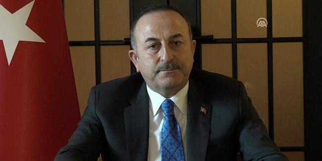 Bakan Çavuşoğlu'dan İdlib'e yönelik  Lavrov açıklaması!