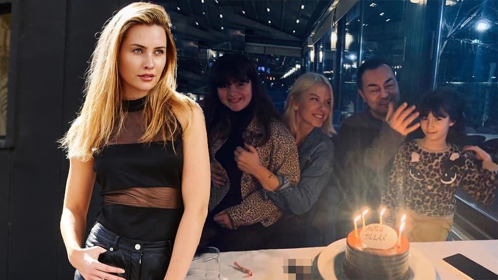Chloe Loughnan Serdar'ı sildi