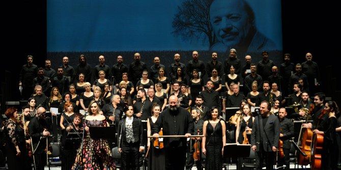 Senfonik Neşet Ertaş konserine büyük ilgi
