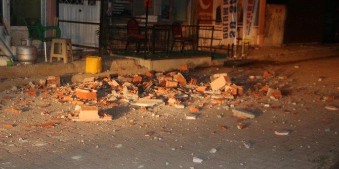 Manisa 5.2'lik depremle sallandı (4)