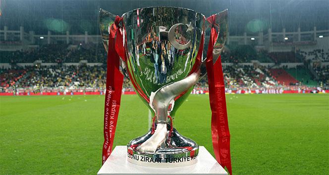 Ziraat Türkiye Kupası finali için tarih ve stadyum belli oldu!