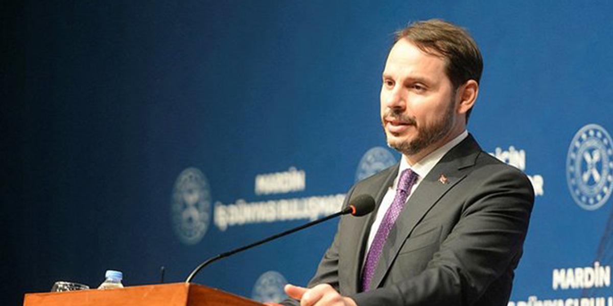 Bakan Albayrak'tan Mardin İş Dünyası ile Buluşma programında açıklamalar