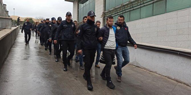 PKK'nın gençlik yapılanmasına operasyon: 13 gözaltı
