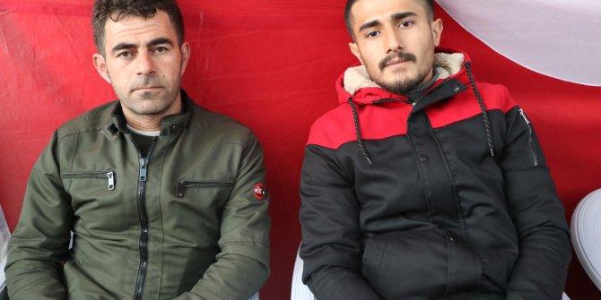 HDP önündeki eylemde 172'nci gün; aile sayısı 93 oldu (2)