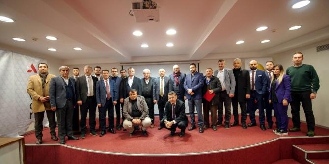 Arven Yapı geleneksel çözüm ortakları toplantısını gerçekleştirdi