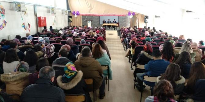 Hamur'da 2.dönem planlama toplantısı yapıldı