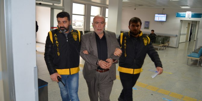 Cezaevi firarisi 'Binbir Surat' Aksaray'da yakalandı