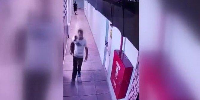 Spor salonlarından hırsızlık yapan kişi yakalandı