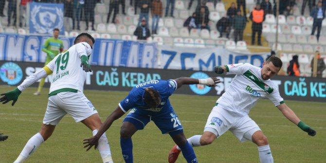 BB Erzurumspor - Bursaspor: 2-1