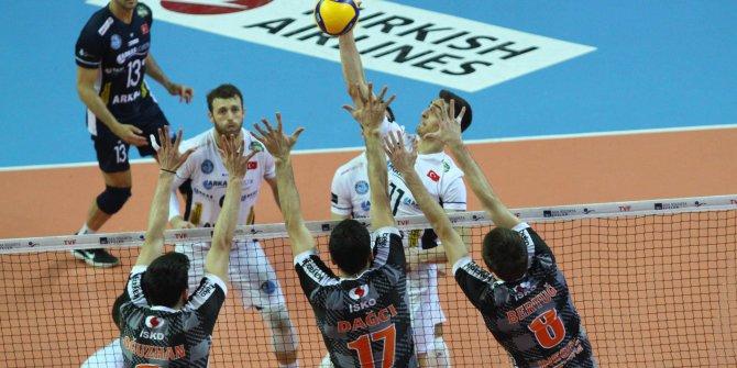 Arkas Spor - İnegöl Belediyespor: 3-1