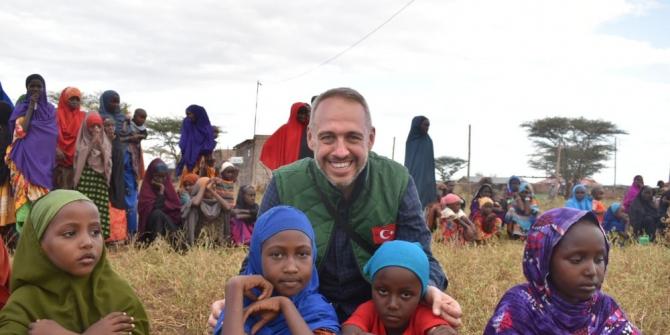 Kenya'daki Müslümanlara yardım eli