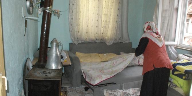 Minik Ahmet, ailesini ölümden kurtardı
