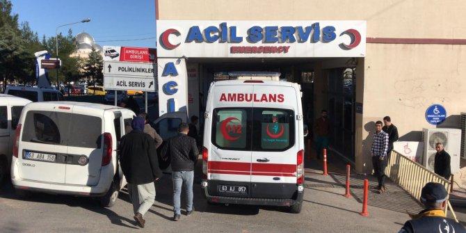 Şanlıurfa'da iki ayrı kazada 8 kişi yaralandı