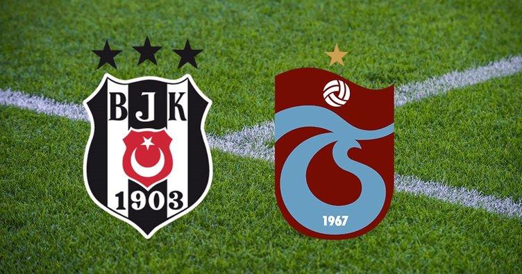 Beşiktaş ve Trabzonspor karşılaşmasında Kuzeyin kralı Beşiktaş'ı üzdü!