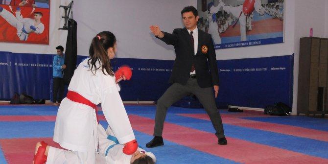Karate hakemi Uğur Kobaş'a olimpiyat daveti