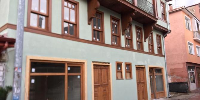 Yeşilçam filmlerine konu olan Ereğli evleri gün yüzüne çıkıyor