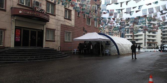HDP önündeki eylemde 174'üncü gün