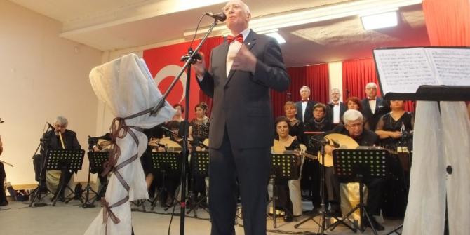 Burhaniye'de Yükselen Nağmeler Konseri coşturdu