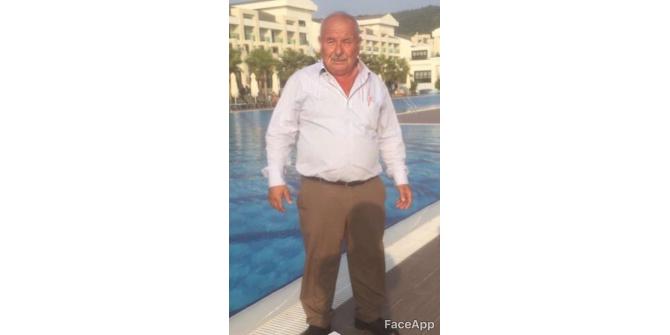 Saman balyalarının altında kalan muhtar hayatını kaybetti