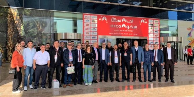 GTO üyeleri Dubai gıda fuarında