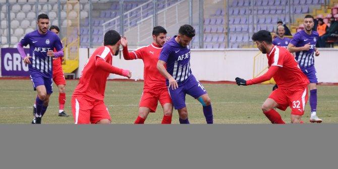 Afjet Afyonspor - Pendikspor: 2-0