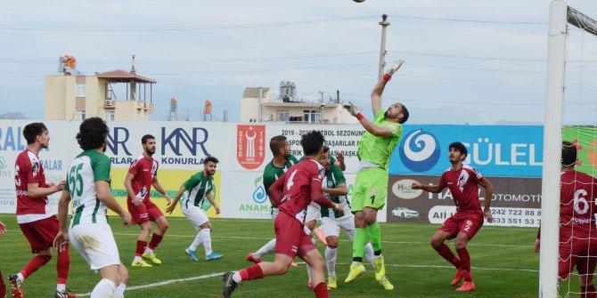 Serik Belediyespor - Tokatspor: 5-0