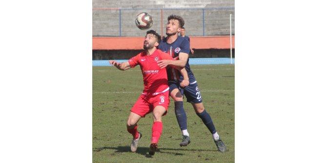 Zonguldak Kömürspor - Hekimoğlu Trabzon: 0-3
