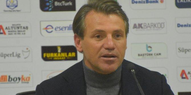 BtcTurk Yeni Malatyaspor - Fraport-TAV Antalyaspor maçının ardından