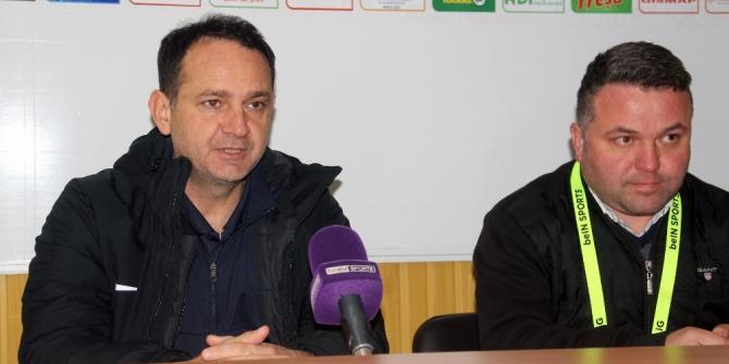 Giresunspor - Balıkesirspor maçının ardından