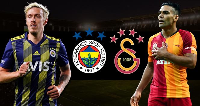 Fenerbahçe - Galatasaray maçının ilk 11'leri