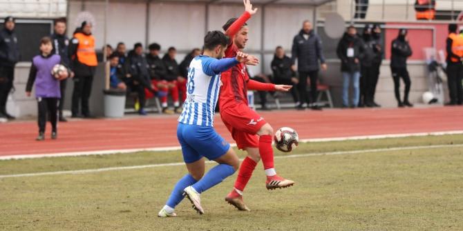 TFF 2. Lig: GMG Kastamonuspor: 1 - Ergene Velimeşespor: 1