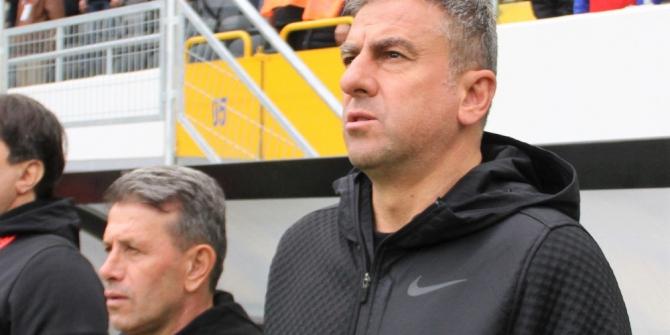 """Hamza Hamzaoğlu:""""Ankara derbisine yakışan bir maç oldu"""""""