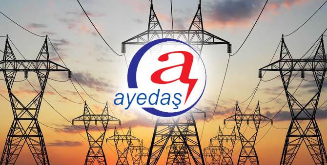 AYEDAŞ elektrik kesintisi 24 Şubat 2020 Pazartesi
