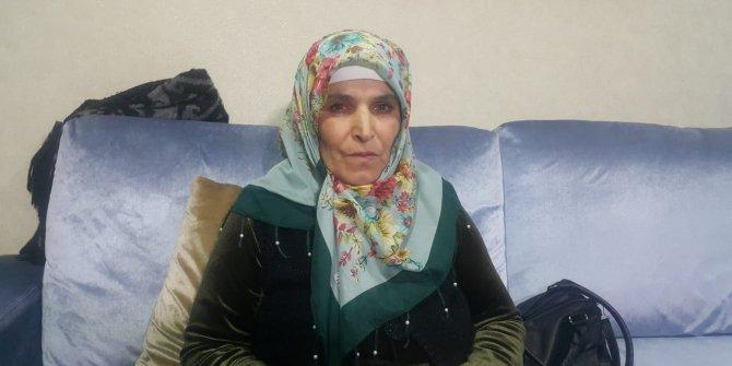HDP önündeki ailelerden biri daha evladına kavuşacak