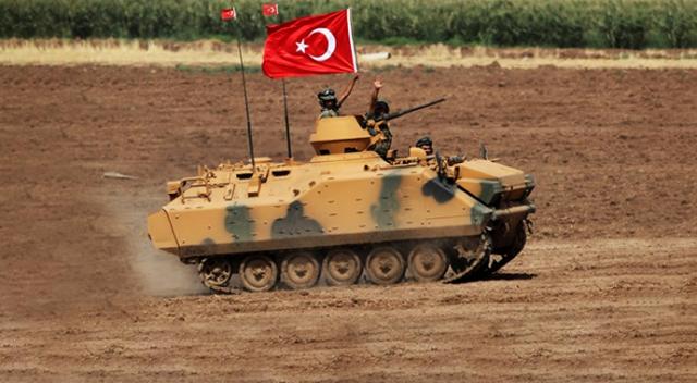 Türk askeri konvoyu İdlib'e girdi