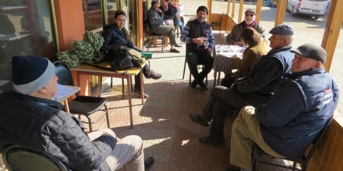 Kırklareli'de geleneksel bilgiler kayıt altına alınıyor