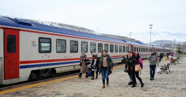 TCDD açıkladı! İran ile tren seferleri durduruldu